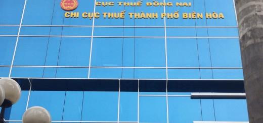 Dịch vụ kế toán thuế Biên Hòa