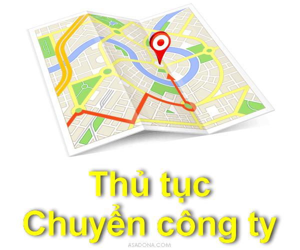 chuyen cong ty