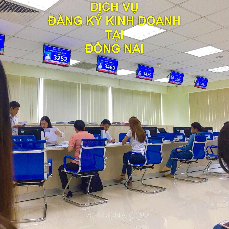 Dịch vụ đăng ký kinh doanh giá rẻ tại Đồng Nai